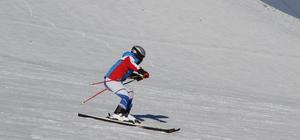 Van'da kayak heyecanı