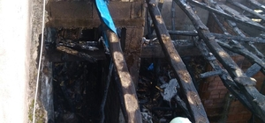 İtfaiye ekipleri 3 saatte 4 ayrı yangına müdahale etti