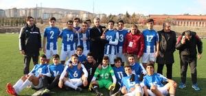 Elazığ'da U-17 ve U-15 ligi şampiyonları kupalarını aldı