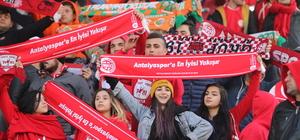 Antalyaspor tesislerinin açılışı yapıldı