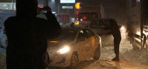Bursa-İzmir karayolunun ulaşıma kapanması