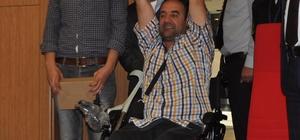 Çukurova Belediyesi'nden engellilere araç desteği