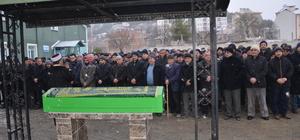 Kastamonu'da buzlu yolda düşen kişi hastanede öldü
