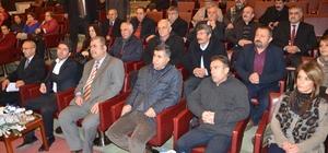 CHP Yeşilyurt İlçe Danışma Kurulu Toplantısı yapıldı