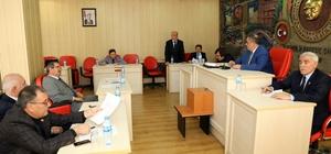 Gümüşhane İl Genel Meclisi'nin Ocak ayı toplantıları sona erdi