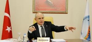Başkan Akgün'den 10 Ocak Çalışan Gazeteciler Günü mesajı