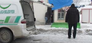 Iğdır'da kimsesiz kişi kulübede ölü bulundu