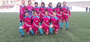 Siirt Kadınlar Futbol Takımı deplasmanda 3 puan aldı