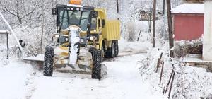 Yozgat'ta 110 köy yolu ulaşıma açıldı