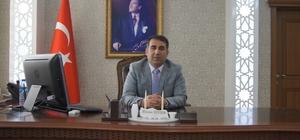 Kağızman Kaymakamı Ercan Öter görevine başladı