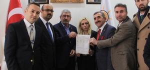 Kılıçdaroğlu AK Parti saflarına katıldı
