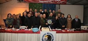 (Geçilebilir) Kartal Belediyesi 2017'nin ilk muhtarlar toplantısını gerçekleştirdi