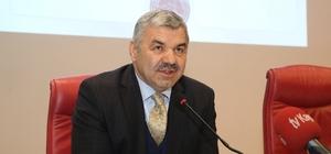 Büyükşehir Belediyesi 2017 yılının ilk meclis toplantısı yapıldı