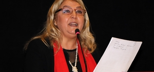 """CHP'li kadınlardan """"Cumhuriyet ve Kadın"""" çalıştayı"""