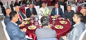 Medcem Silifke Belediyespor 3. Lige Yürüyüş Yemeği düzenledi
