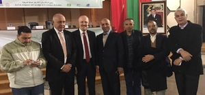Başkan Kafaoğlu Anadolu'nun sesini Fas'ta duyurdu