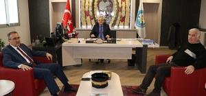Alaşehir'in yatırımları konuşuldu