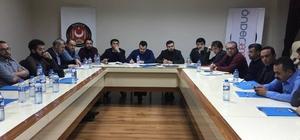 Önder Gençlik Bölge toplantısı yapıldı