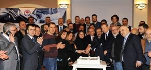 Gazeteciler Günü etkinliği Trabzon basınını bir araya getirdi