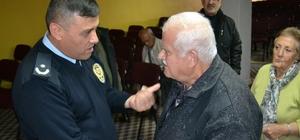 Bozyazı İlçe Emniyet Müdürü Ergün, Bayburt'a atandı