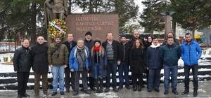 10 Ocak Çalışan Gazeteciler Günü Çorlu'da kutlandı