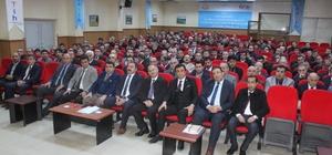 Van'da 'Temel Eğitim İstişare Toplantısı' yapıldı