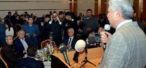 10 Ocak Çalışan Gazeteciler Günü Malatya'da kutlandı