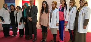 Acıbadem'den kültür evi kursiyerlerine meme kanseri semineri