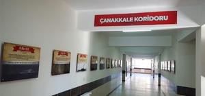 İncesu İlçe Milli Eğitim Müdürü ve okul müdürlerinden Başkan Karayol'a teşekkür plaketi