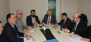 'Ülkesel Halk Elinde Islah Projesi' İl İstişare Kurulu Toplantısı yapıldı