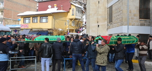 Karaman'daki ev yangını