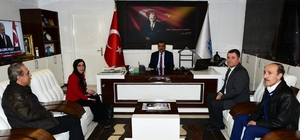 BİMYAD'dan Gürkan'a ziyaret
