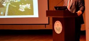 """Prof. Dr. Turan Karadeniz; """"40 bin öğrenci ziraat eğitimi alıyor"""""""