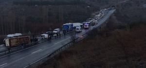Muğla'da zincirleme trafik kazası: 19 yaralı