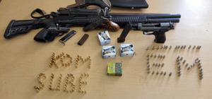 Kayseri'de kaçak silah operasyonu