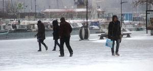 Çanakkale'de 3 ilçede okullara kar tatili