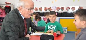 Ürgüp Belediyesi, okullara desteğini sürdürüyor