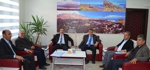 Adilcevaz'da mesleki ve teknik eğitim protokolü imzalandı