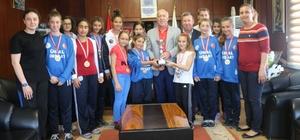 Marmaraereğlisi Belediyesi Spor Kulübü'nden büyük başarı