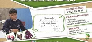 Melikgazi'de kullanılmayan kıyafet toplama kampanyası