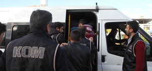 Fethiye'de uyuşturucu madde operasyonu: 4 tutuklama