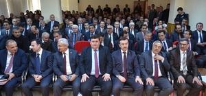 2017 yılı 1. il koordinasyon kurulu toplantısı Tercan da yapıldı