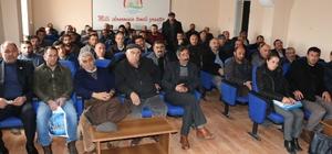 Tarıma Dayalı OSB İstişare Toplantıları Sürüyor