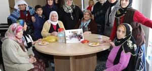 Bozok Üniversitesi ailesi, huzur evini ziyaret etti