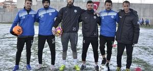 Erciş Belediye Spor'dan yeni transferler