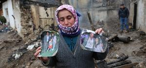 GÜNCELLEME - Denizli'de yangın: 3 ölü