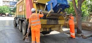 Nazilli'de temizlik seferberliği başladı