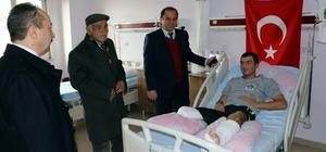 Şair Mithat Atahan'dan gazilere 'Komando Marşı' hediyesi