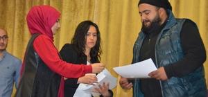Eleşkirt'te çiftçilere sertifika töreni