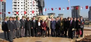 KKTC Kurucu Cumhurbaşkanı Denktaş, ölüm yıl dönümünde Mersin'de anıldı